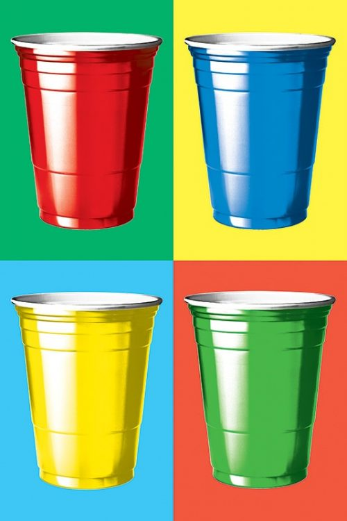 Party Cup Colors