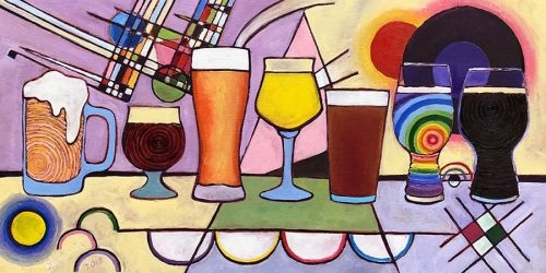 Beer Glass Styles