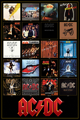 AC/DC Disocgraphy