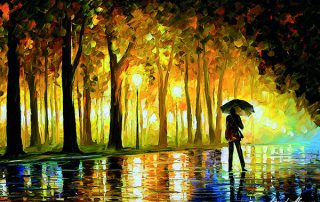 Bewitched by Leonid Afremov