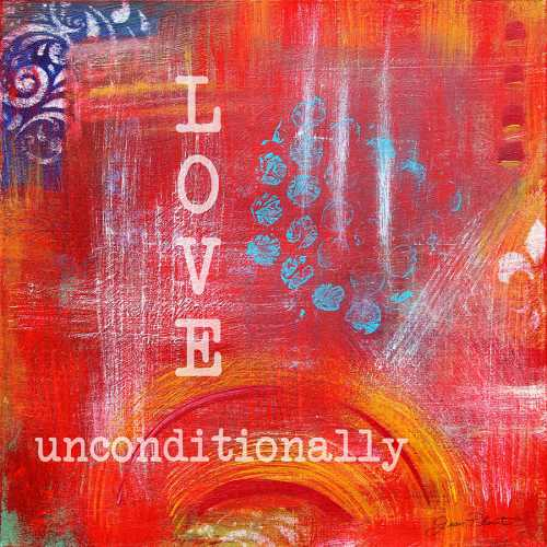 Abstract Inspiration Love