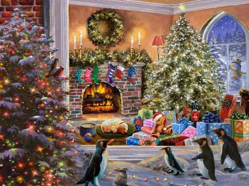 A Magical View to Christmas