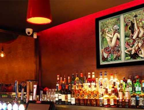 How to Decorate your Bar: Home and Business