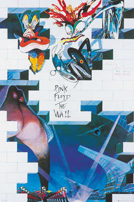 Pink Floyd The Wall Album by Roger Waters