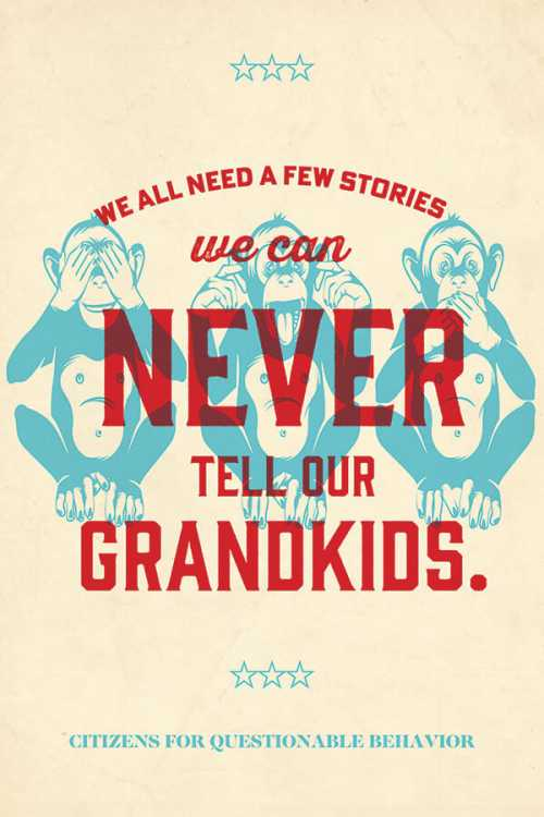 Never Tell Our Grandkids